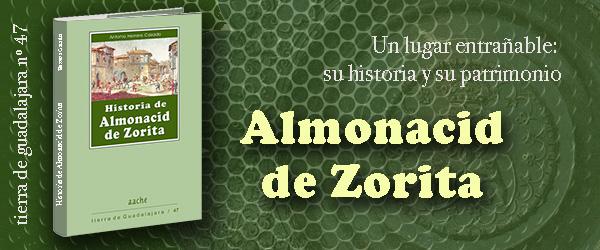 historia de almonacid de zorita