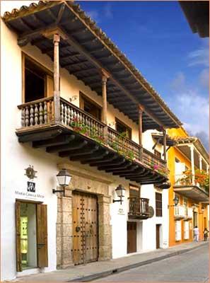 El viaje a colombia cartagena de indias y la arquitectura - Arquitectura cartagena ...