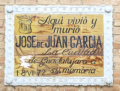 Guadalajara_Placa_de_Jose_De_Juan_Garcia_Ruiz