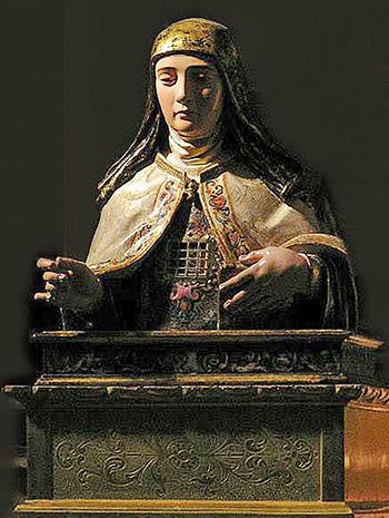 Relicario_De_Santa_Teresa_de_Jesus_en_la_Colegiata_de_Pastrana