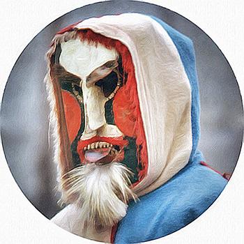 Botargas y máscaras: la botarga de Arbancón
