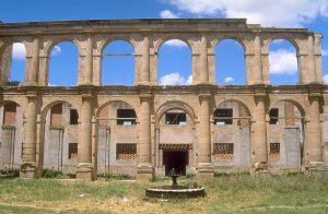 Claustro del monasterio de Sopetran