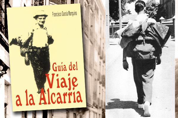 Viaje a la Alcarria de Camilo Jose Cela por Guadalajara