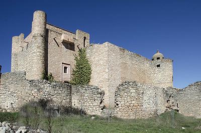 Castillo de Palazuelos