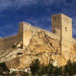 Almansa, castillos y fortalezas de Castilla La Mancha