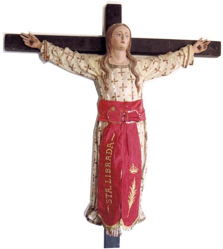 Santa Librada en Sigüenza