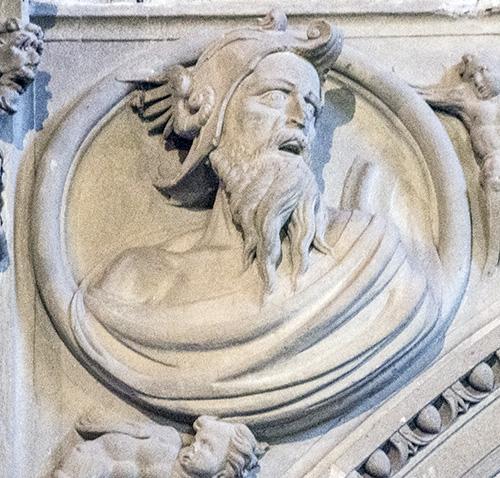 Sacristia de las Cabezas Catedral de Sigüenza