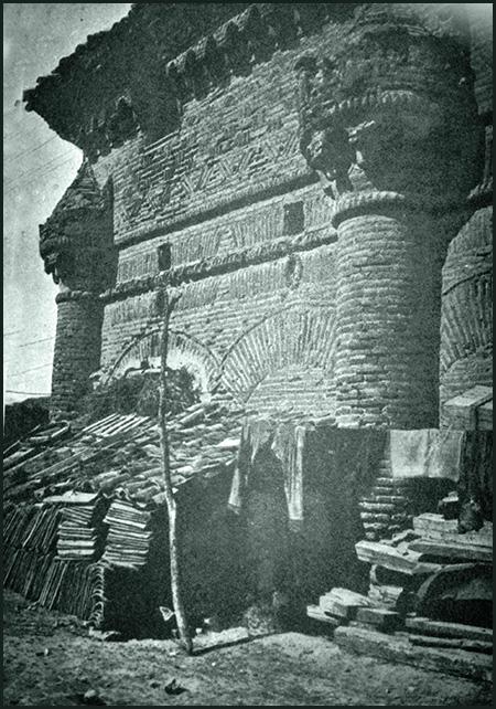 La Capilla de Luis de Lucena a comienzos del siglo XX