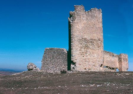 El castillo de la Torresaviñán