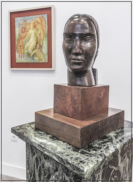 Jose de Creeft,escultor de Guadalajara