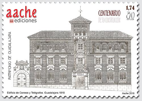 Edificio de Correos y Telegrafos de Guadalajara
