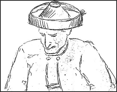 traje tipico de la alcarria