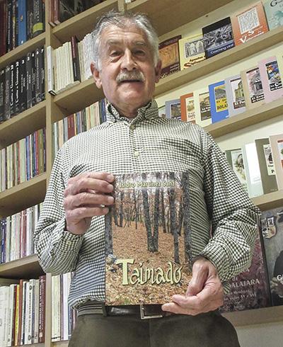 Isidro Martínez Sanz y su libro Taimado