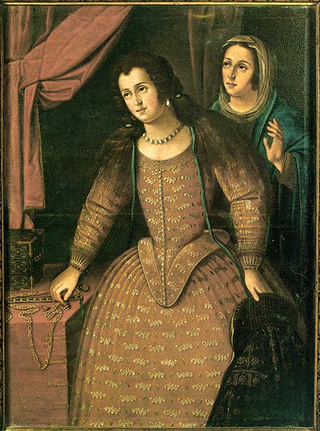 Ana de Silva y Mendoza