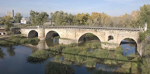 Puente arabe de Guadalajara