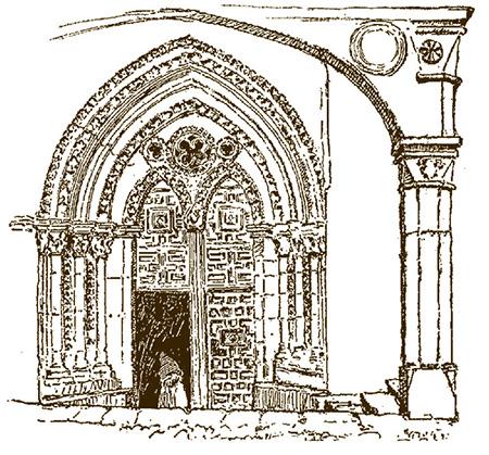 Santa Maria de la Peña en Brihuega
