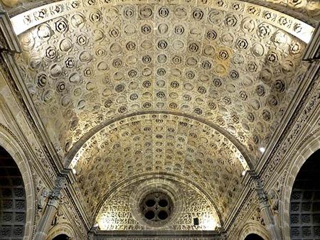 Sacristia de las Cabezas de la catedral de Sigüenza