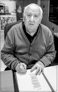 Francisco Vaquerizo Moreno, autor del libro