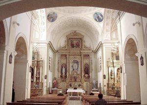 Convento de la Epifania en Guadalajara