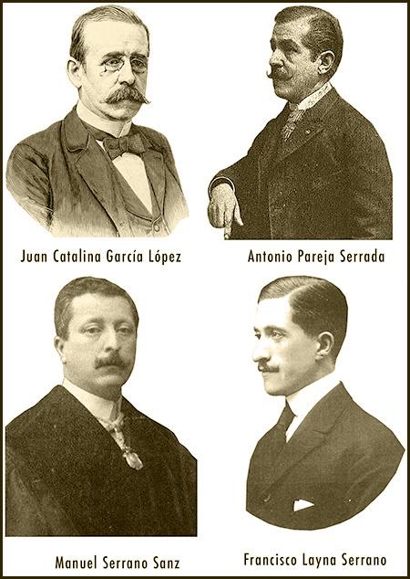 cinco cronistas provinciales de guadalajara