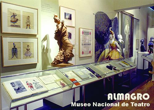 Museo Nacional de Teatro en Almagri