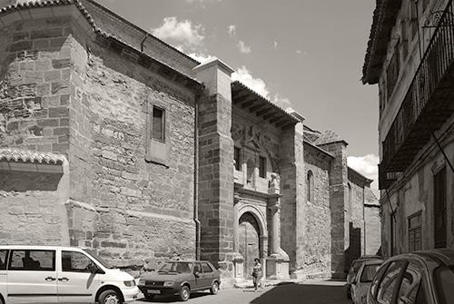 iglesia de san gil en molina de aragon