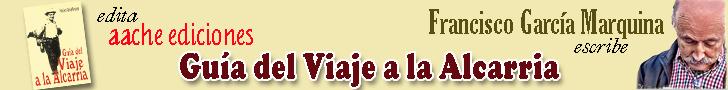 Guia del Viaje a la Alcarria de García Marquina