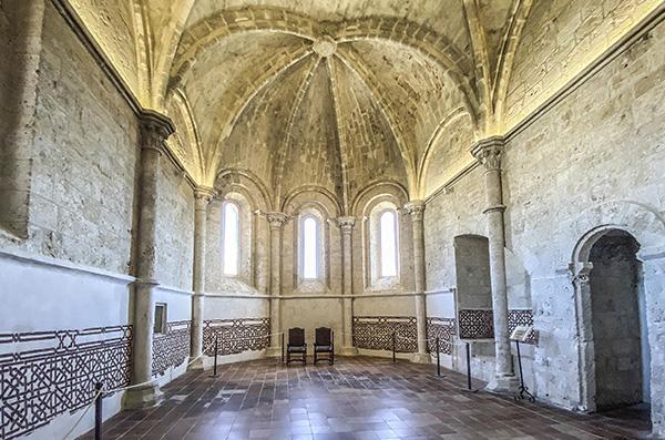 Capilla del castillo de Brihuega