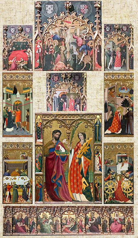 museo de san juan y santa catalina en siguenza
