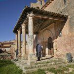 iglesia romanica de las inviernas